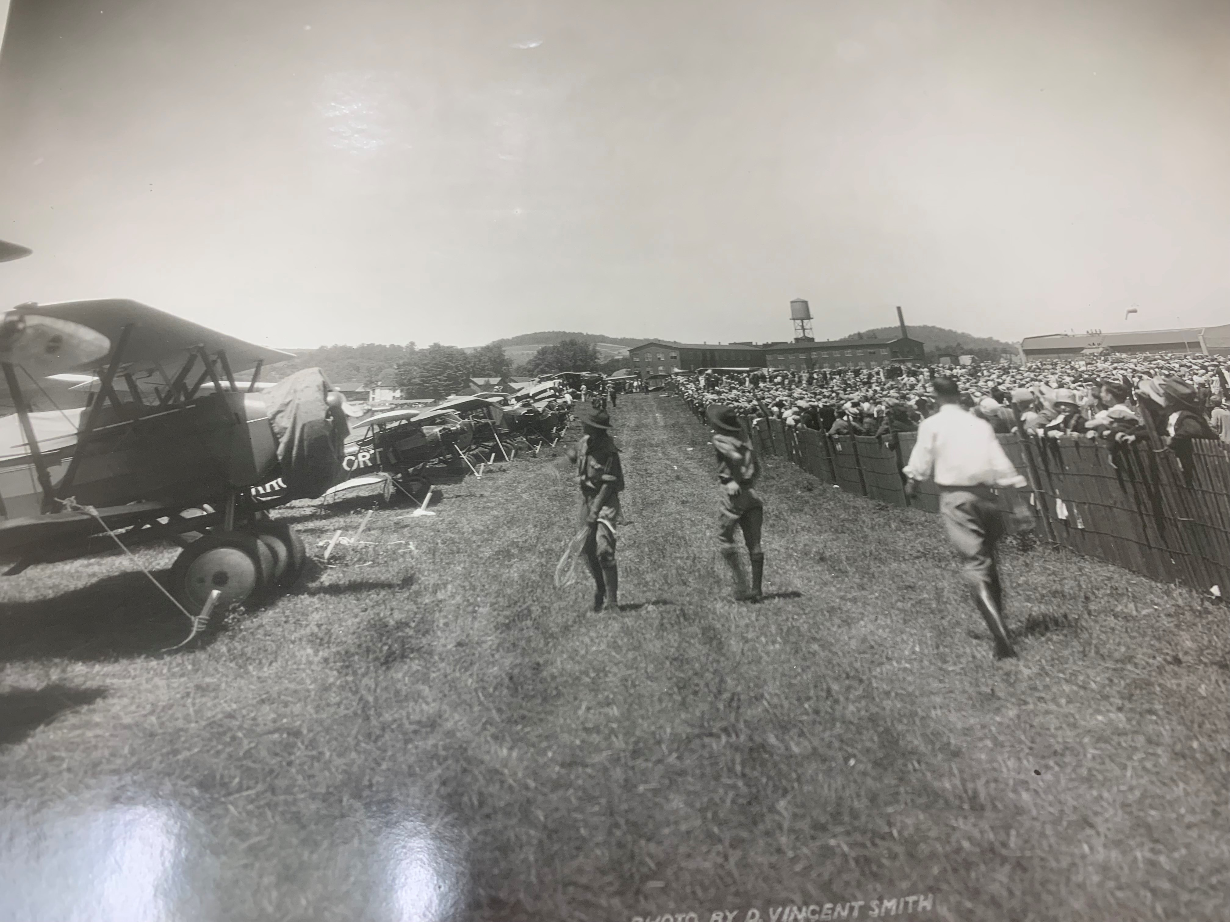 Airport Dedication July 20, 1929